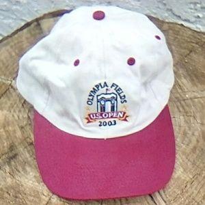 Olympia Fields U.S. Open 2003 Golf Cap